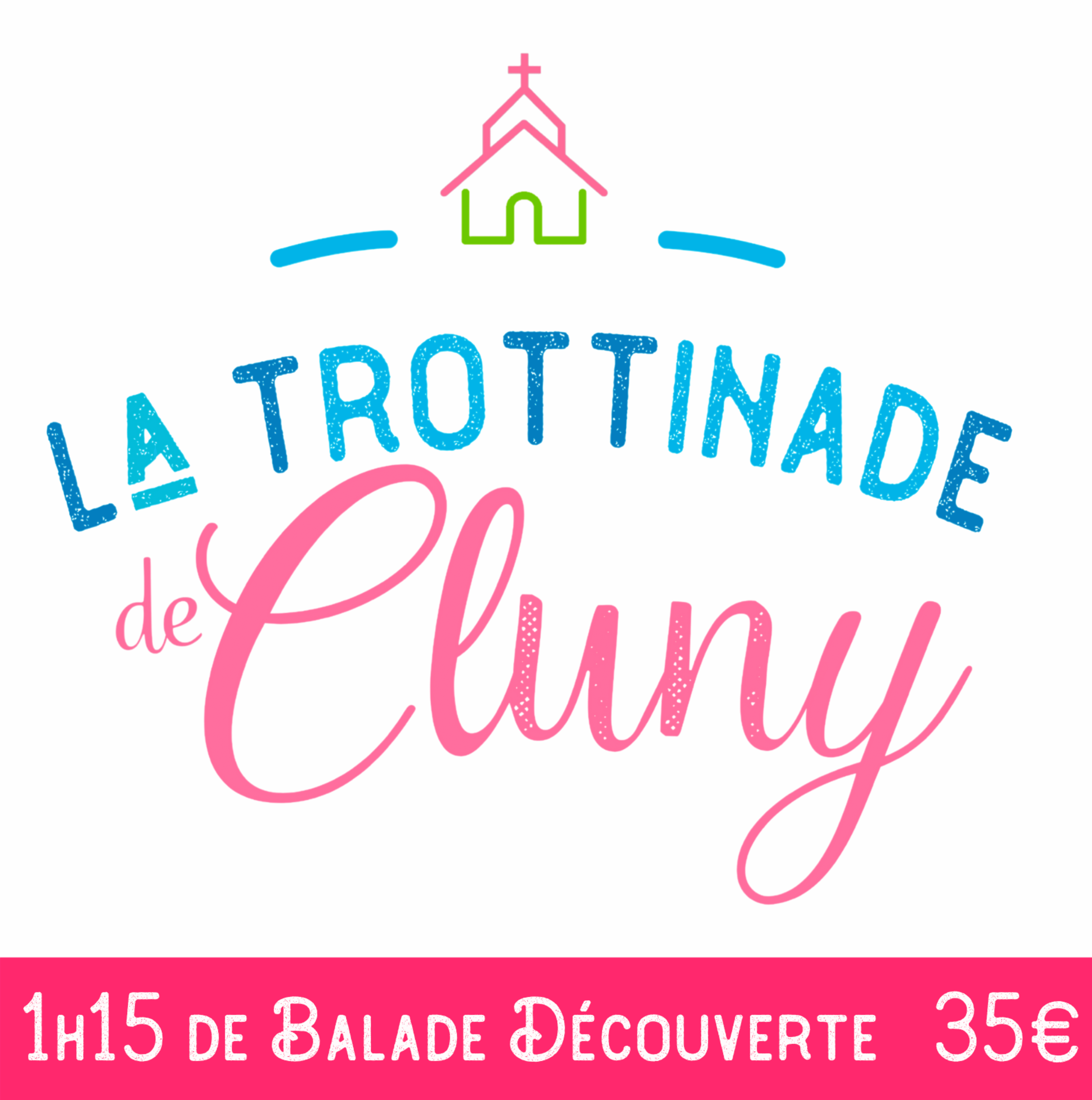 7 parcours Trottinade de Cluny