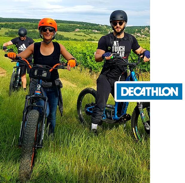 equipe DECATHLON Macon