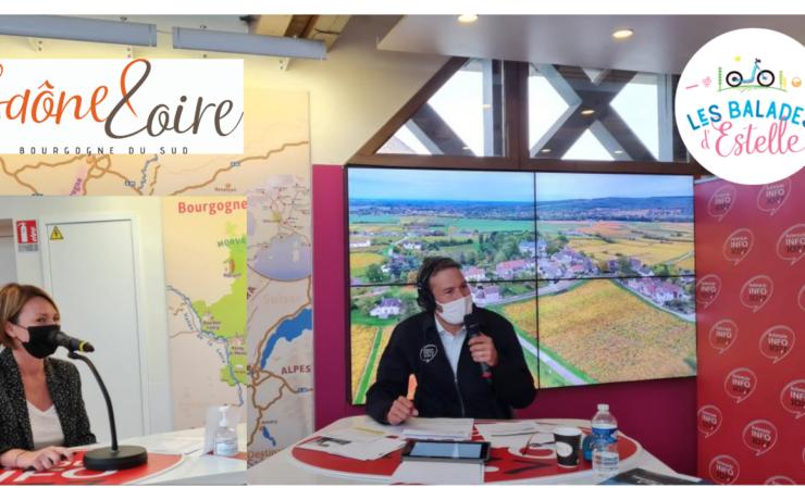 Radio Autoroute Info Les Balades d'Estelle